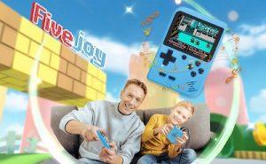 console-de-jeu-fivejoy